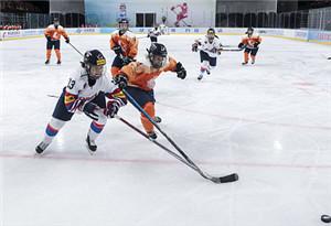 深圳昆侖鴻星宣布新賽季加入俄羅斯女子冰球聯賽