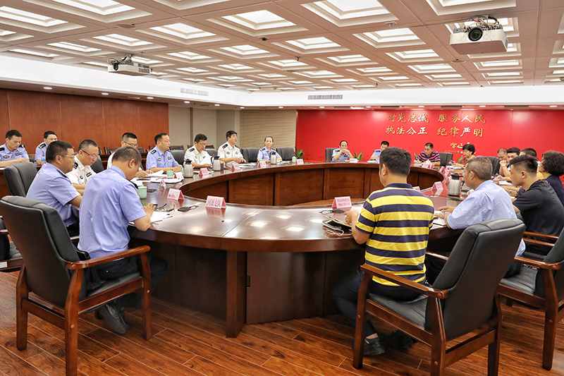 廣東約談10家運輸企業 排查交通安全隱患