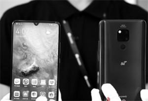 5G手機皆亮相 價格均未過萬