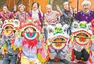 廣州社會治理能力加強體係日臻完善
