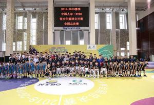 青少年籃球公開賽 五大組別全國總冠軍揭曉