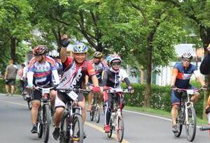 2019綠道歡樂騎行活動在廣州花都舉辦