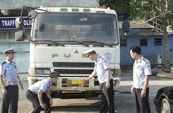 廣州交警力排交通安全隱患 重點駕駛人逾期未審驗下降43.9%