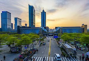 深圳市寫字樓市場空置率處于合理區間