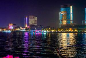 亮起來的夜廣州 火起來的夜經濟