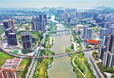 2022年底廣州建成逾千公裏碧道