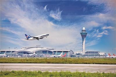 白雲機場轉場15周年 累計運客近7億人次