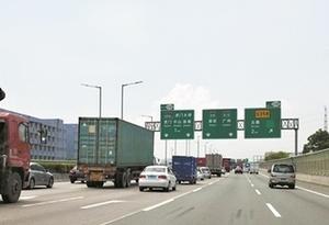 廣深高速擬增加主車道數