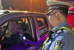 醉駕入刑八年多廣東酒醉駕仍在增長:司機心存僥幸