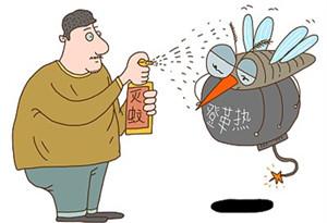 科普:如何保護自己遠離登革熱
