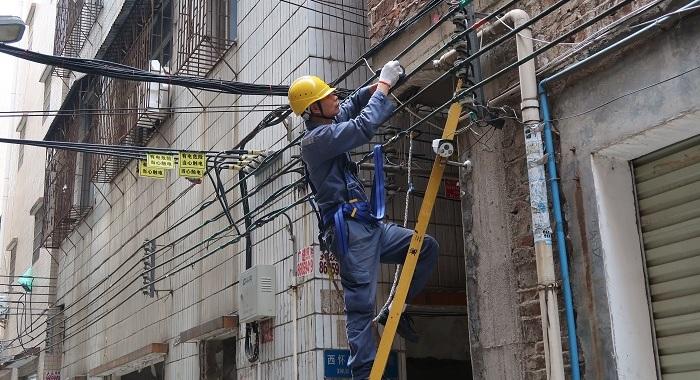 視頻丨廣州供電局:加快城中村電網投資建設