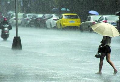 廣東明起迎強降雨 高溫炎熱天氣將稍有緩解