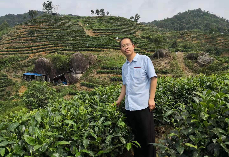 廣東省農業科學院茶葉研究所 黎健龍