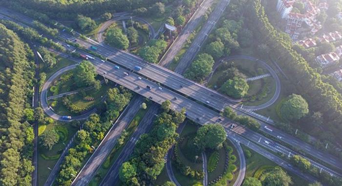 航拍廣東之東莞:打造大灣區先進制造業中心