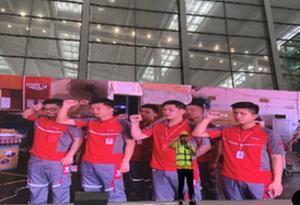 深圳交警開展轄區警企協作共管聯盟成立大會