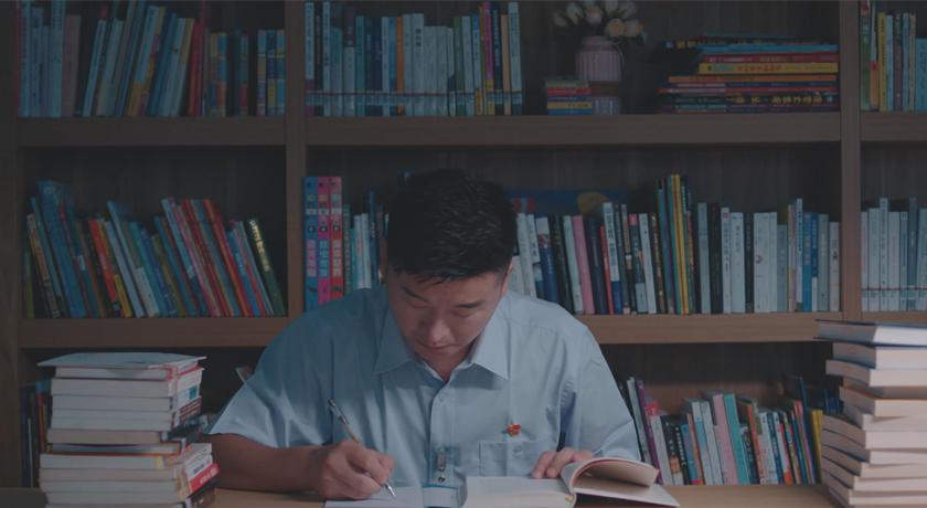 微電影《職工書屋 與你同行》