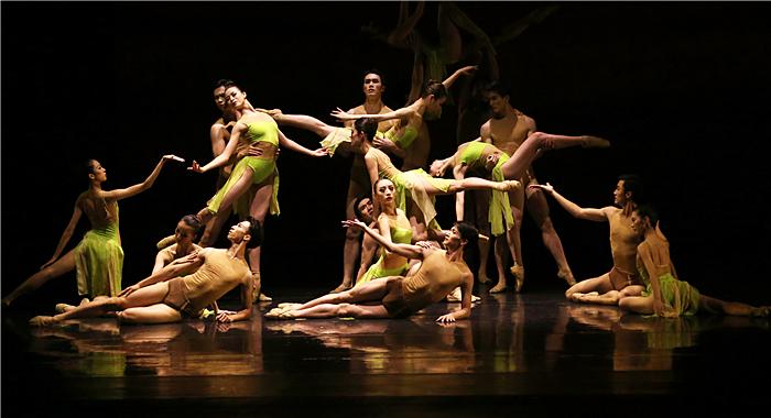 廣州芭蕾舞團首登紐約林肯中心獲好評