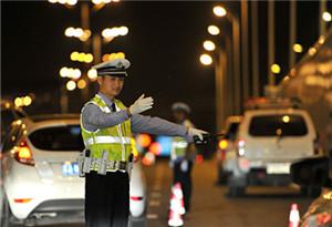 廣東交警通報1月—7月交通違法和事故分析情況