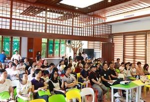 廣州海珠濕地舉辦首屆濕地研學推介會