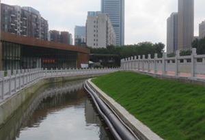 """廣州市河長辦公布河長履職情況 有河長在公路上""""巡河""""被通報"""