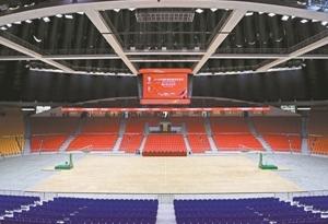 籃球世界杯廣州賽區檢查協調會舉行