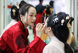 傳承國學文化 感受漢韻古風