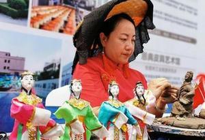 2019粵港澳大灣區文採會在東莞舉行 展出産品超過4000種