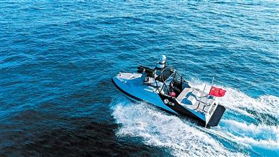 國內首個無人船研發測試基地建成