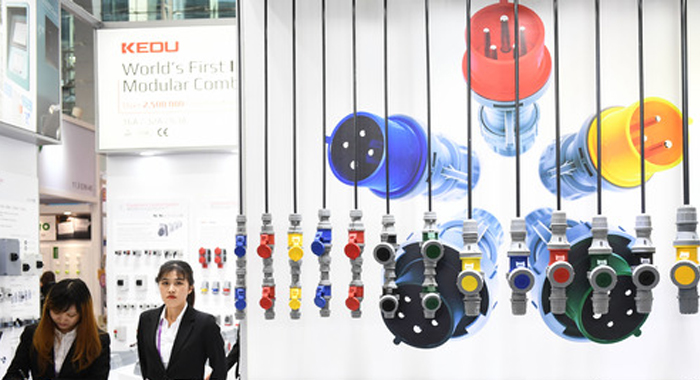 第126屆廣交會開幕 參展産品持續優化