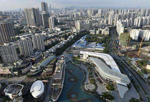 前三季度廣東GDP增長6.4%