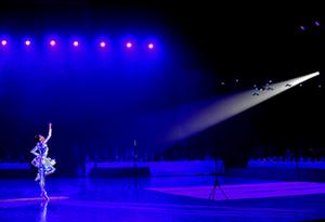 2019年深圳南山粵港澳大灣區體育舞蹈公開賽開幕