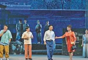 大型現代粵劇《清水河畔》公演受好評