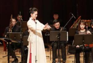 《獻給祖國的歌》雷佳深圳獨唱音樂會演繹經典曲目