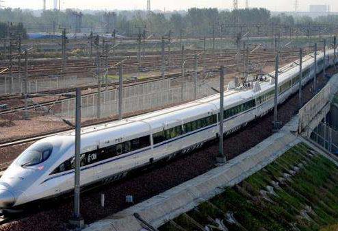 新建梅州至龍川高鐵昨開工