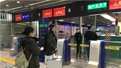 廣州白雲邊檢為執行滯留海外鄂籍旅客包機提供通關便利