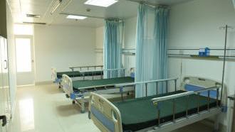 全省收治床位數增至8千張
