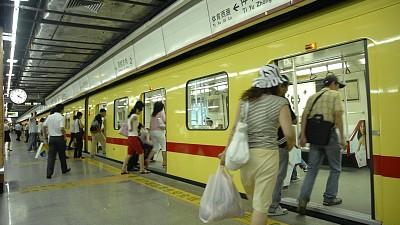 4日起至9日,廣州6區公交發班間隔調整為30到60分鐘