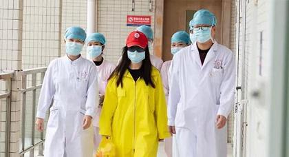 汕尾市首例新(xin)型(xing)冠狀病(bing)毒感染的肺炎(yan)治愈(yu)者出院