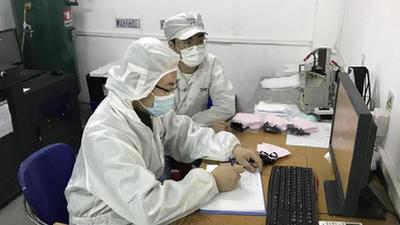 """深圳市場監管人戰""""疫""""在行動"""