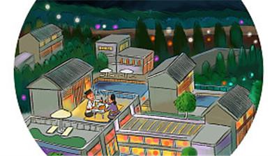 廣東鄉村民宿將迎復蘇高峰 均價比去年同期漲六成