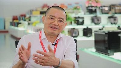 梁昭賢:做實業必須要敢于投資未來