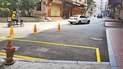 白雲擬增設共享單車禁停區