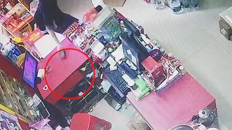 警惕超市盜竊!僅需幾秒 你的手機可能不翼而飛……