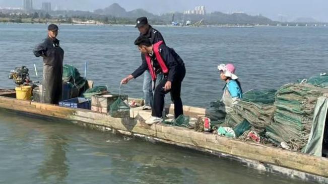 捕撈、電魚……注意,禁漁區內這些行為,嚴打!