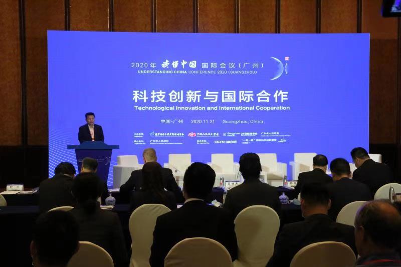 """讓中國科技創新的""""國際范兒""""更濃"""