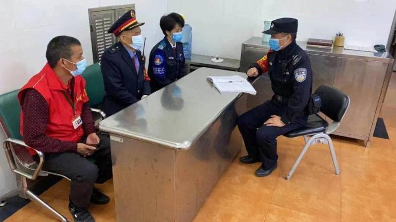 新春走基層丨守護旅客平安路 記鐵警陳賢龍的一天