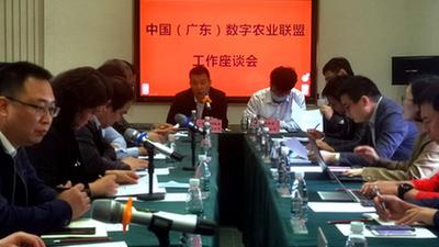 """""""數""""説鄉村振興㉚ 百余家單位共同發起 廣東數字農業發展聯盟在廣州成立"""