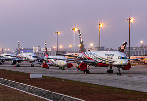 揭陽潮汕機場開通至宜賓茅臺航線