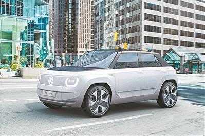 """慕尼黑車展 未來概念車齊""""衝電"""""""