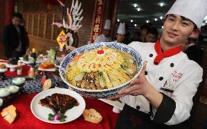 上海:農家菜走上競技臺